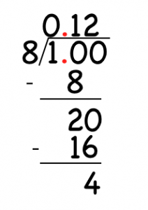 fraction to decimal 5
